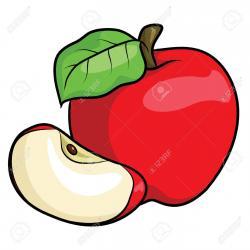 87000550 illustration de pomme de dessin anime mignon 1 1